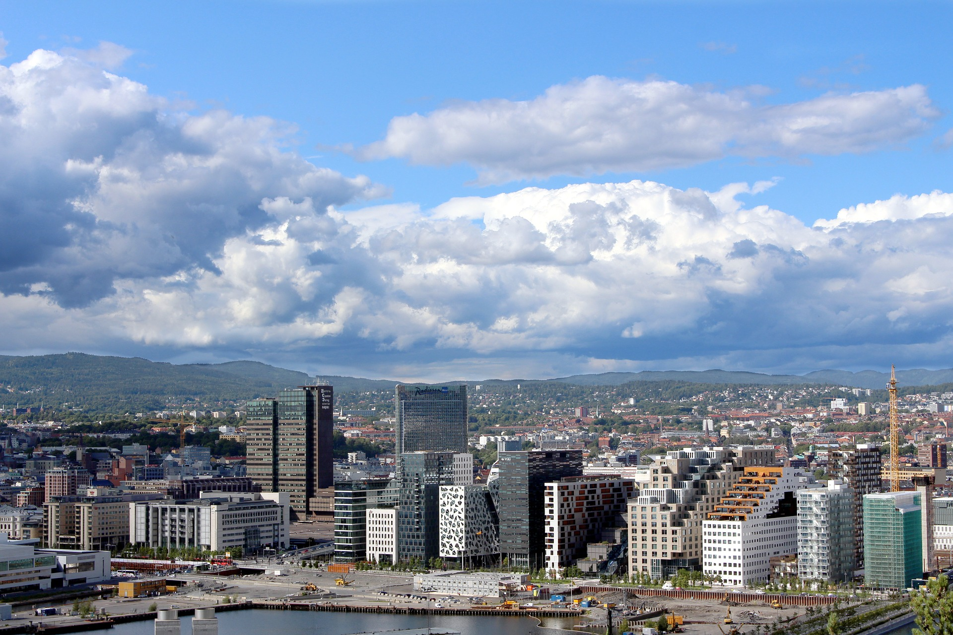 One day trip from Oslo