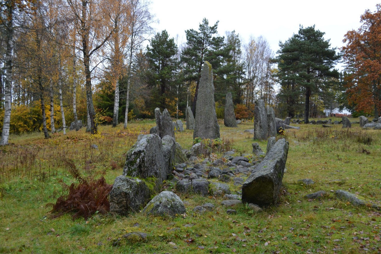 Go viking! Vikings' footsteps